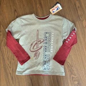 Cleveland Cavaliers 2 in 1 T-Shirt